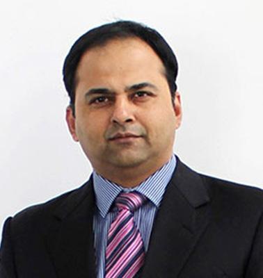 MR. VISHAL CHAUHAN